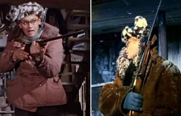 Что за странная винтовка была у Шурика в операции «Ы»