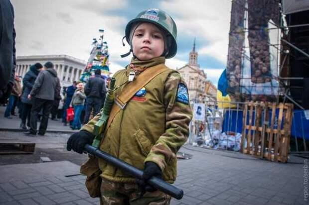 Их цель — ваши дети: об украинизации с непривычного ракурса   Русская весна