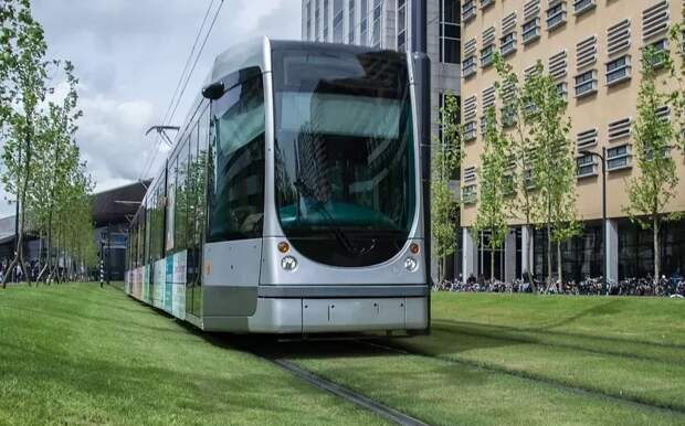 Трамвай сэкономит петербуржцам 11 дней в году: когда начнется строительство новой трассы Купчино-Славянка