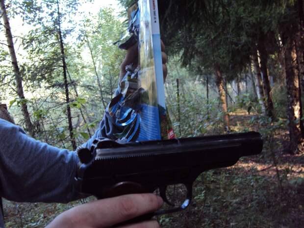 Российский травматический пистолет МР 355: его характеристики и история создания