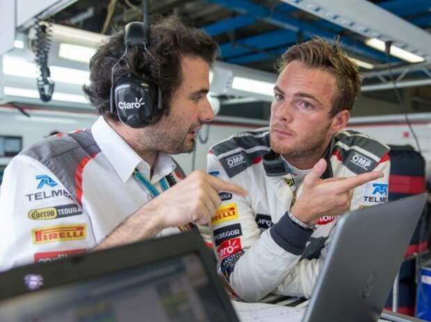 Формула 1: Sauber и Гидо ван дер Гарде расстались