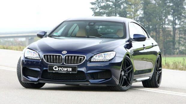 Записки атлета: BMW M6 Gran Coupe перебрал с «допингом»