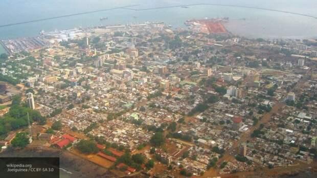Геополитик назвал заказным доклад Amnesty International о митингах в Гвинее