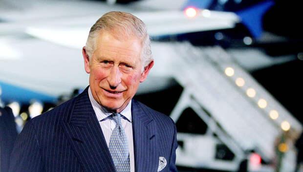 Принц Чарльз: война в Сирии началась из-за глобального потепления