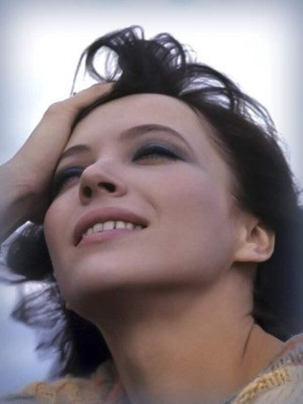 Легенды мирового кино: Анна Карина.