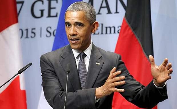 Обама предложил Путину выбор между славой империи и сохранением экономики