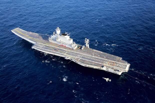 National Interest: Почему Индия никогда не купит еще один авианосец у России