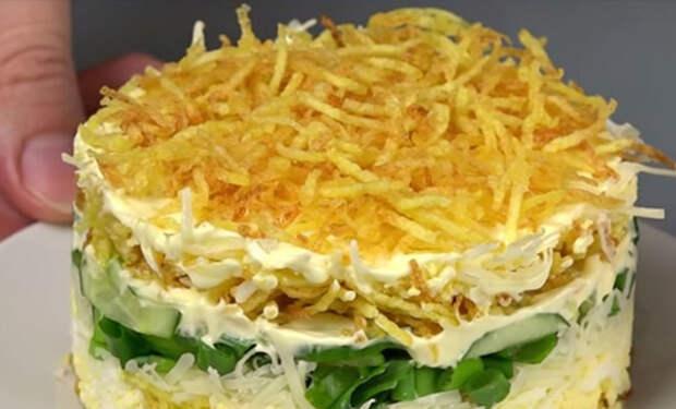 Вкуснота из картошки: жарим как повара новыми способами
