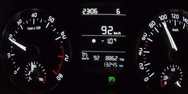Узнаем, как движение с круиз-контролем влияет на расход топлива