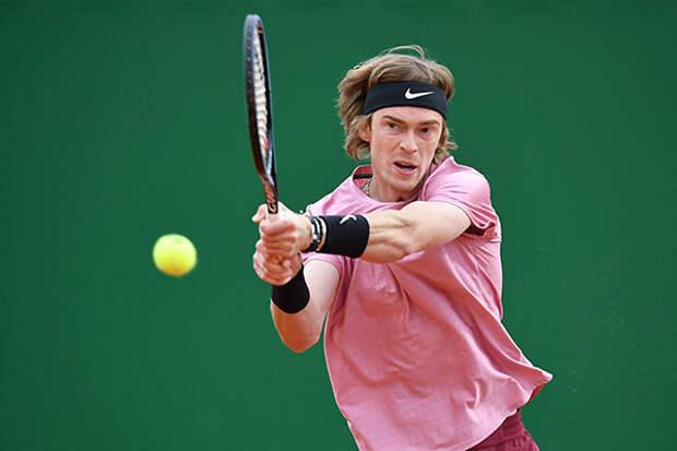 Рублев обыграл Надаля в четвертьфинале «Мастерс»