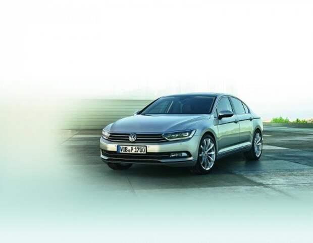 Новый VW Passat: куда дует ветер