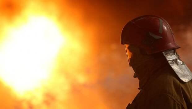 В Крыму горел санаторий