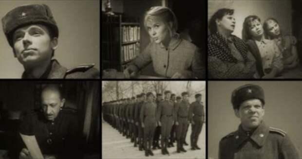 Кадры из фильма *Верность*, 1965 | Фото: odnarodyna.org
