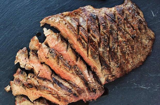 Почему нужно надрезать мясо