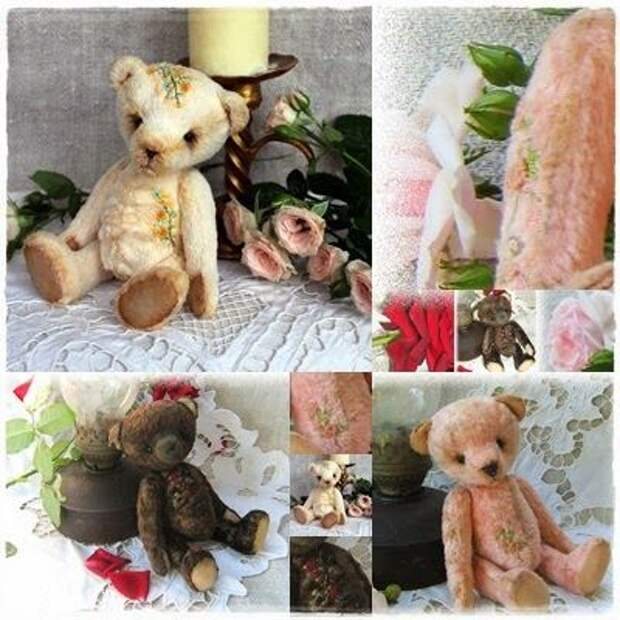 Ташкины мишки Teddy Bears: С Рождеством! И подарок от меня..:)