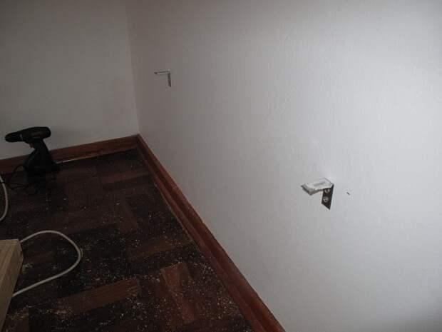 Оригинальная переделка маленькой комнатки