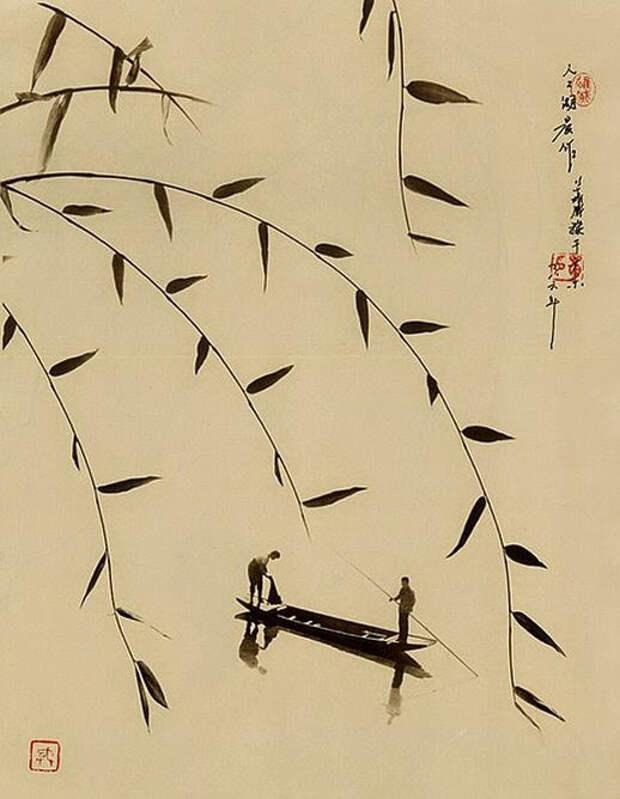 Дон Хонг: искусство безмятежности