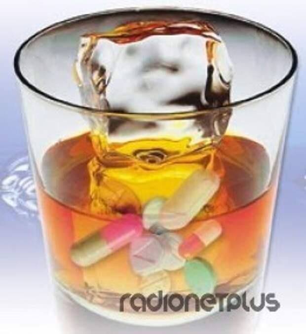 С какими лекарствами не сочетается алкоголь. Советы опытного врача-токсиколога