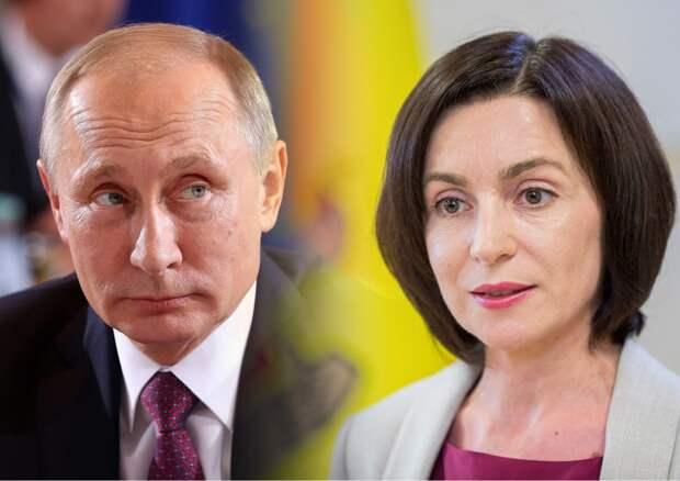 Депутат: Майя Санду пытается усыпить бдительность Кремля