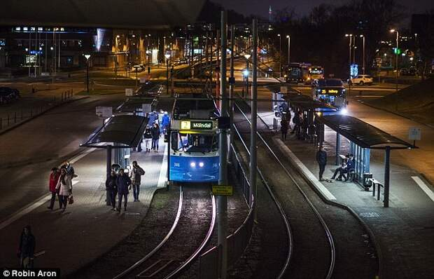 Город Гётеборг принял 4041 беженца на 63-тысячное население.