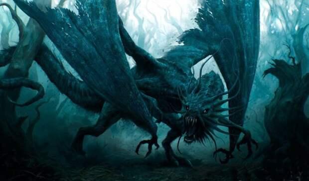 10 самых ужасных монстров из книг: от древних мифов до современной фантастики