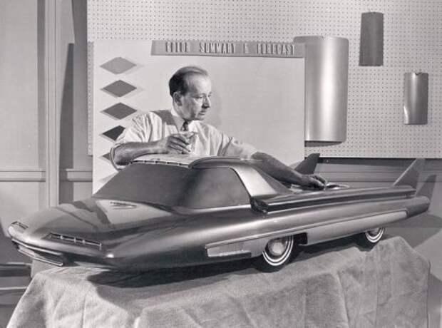 Атомный автомобиль. История Ford Nucleon