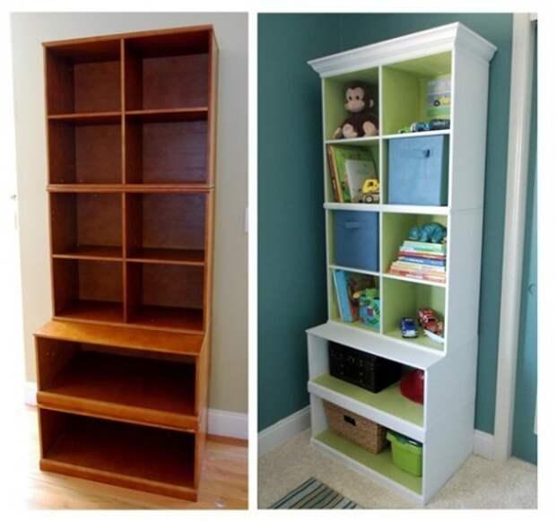 Идеи для шкафов Редизайн, переделка, советская мебель