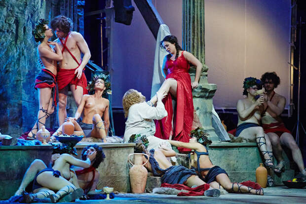 Тангейзер, опера, театр|Фото: ngs.ru