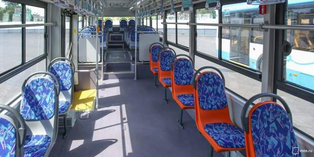 Собянин открыл первый маршрут электробусов в Москве. Фото: mos.ru