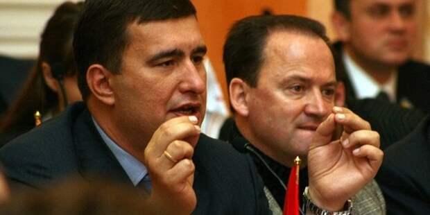 Экс-депутат Рады Марков избил «украинца в России» за оправдание сожжения людей в Одессе