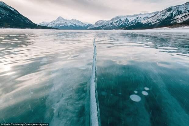 Великолепные пейзажные фотографии, на которых Канада кажется инопланетным местом