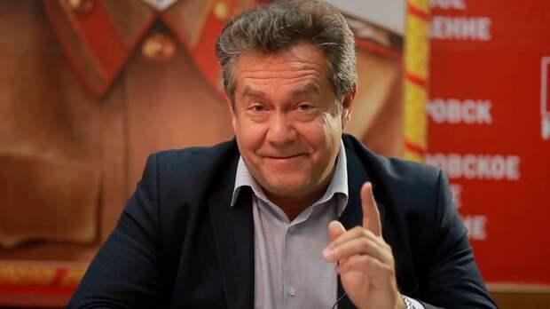 Платошкин пообещал народу, что будет в случае победы КПРФ на выборах