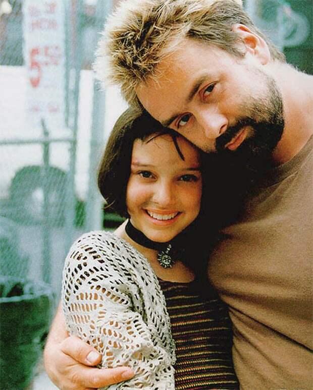 Кинопробы юной Натали Портман иальтернативная концовка фильма «Леон»