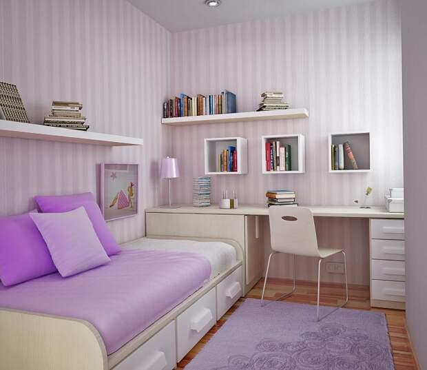 Системы хранения считаются важным элементом при оформлении любой комнаты в минималистском стиле.