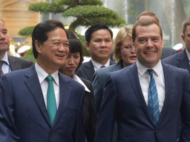 Сборку российских автомобилей могут наладить во Вьетнаме