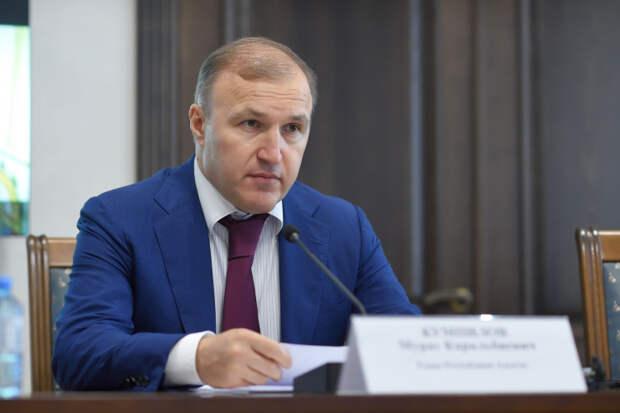 Главе Адыгеи Мурату Кумпилову доложили о реализации в регионе нацпроектов и госпрограмм