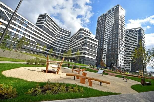 Детсад в жилом комплексе на Золоторожском Валу откроют в сентябре этого года