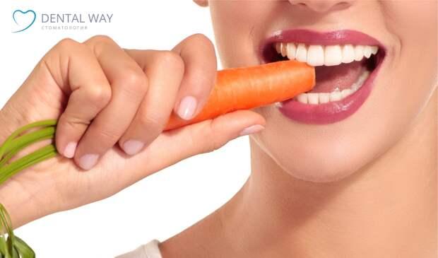 Друзья и враги зубов: питаемся правильно!