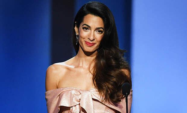 Амаль Клуни получит специальную журналистскую премию из рук Мерил Стрип