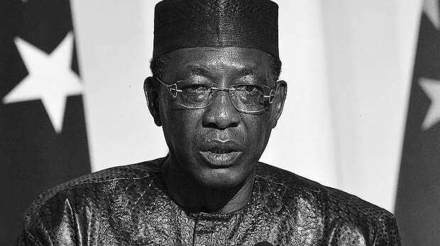 Скончался президент Чада от боевых ранений