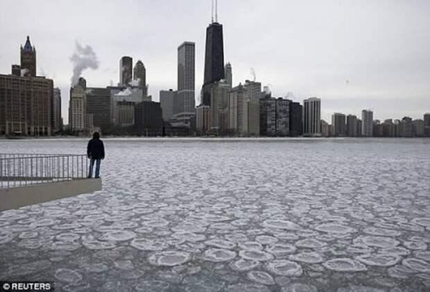 Топ-10: Захватывающие примеры экстремально холодной погоды
