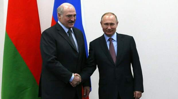 Глава Белоруссии договорился с Путиным по задержанным боевикам