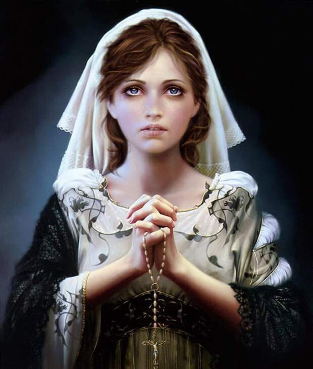молиться без платка