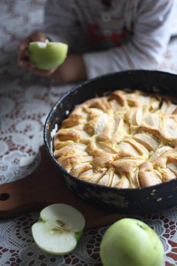 19.08 – Яблочный спас! Готовим вкуснейший яблочный пирог для всей семьи!