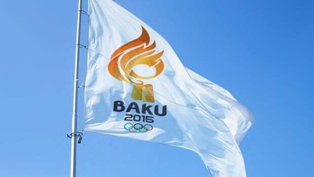 Россия лидирует в медальном зачете на первых Европейских играх