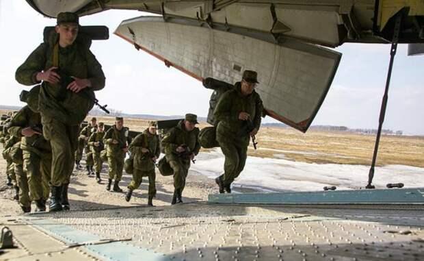 БАРС готов к прыжку: в Южном военном округе против Украины и НАТО сформирован второй фронт