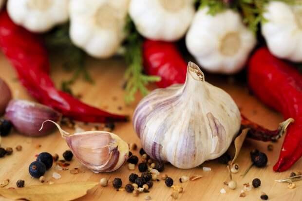 ЗДРАВОТДЕЛ. Чесночные рецепты для вашего здоровья