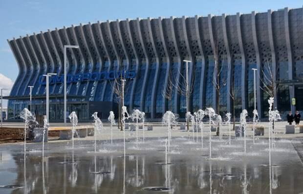 Симферопольский аэропорт стал лучшим в России