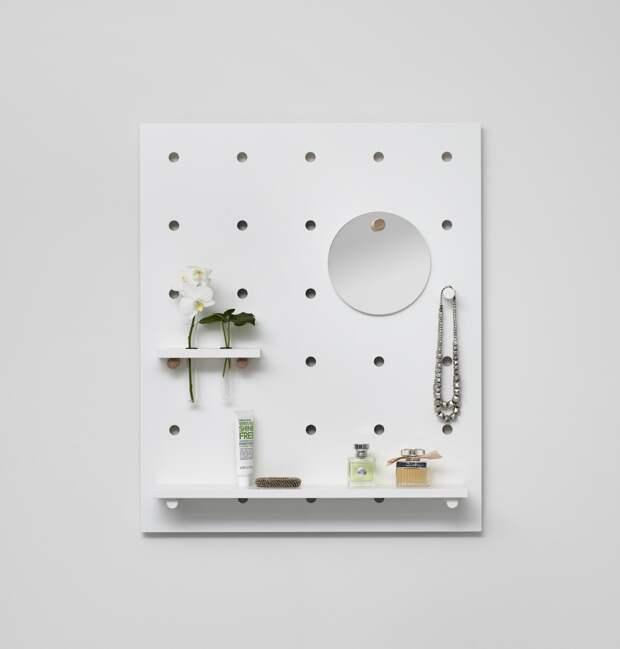 Системы хранения для дома, органайзер на стену
