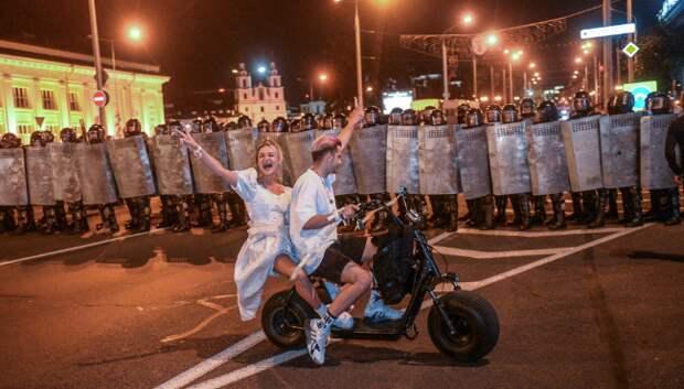 К белорусам с широко закрытыми глазами. Юлия Витязева